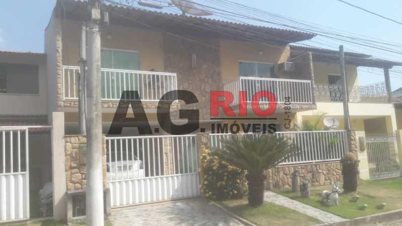 WhatsApp Image 2019-04-03 at 1 - Casa de Vila 4 quartos à venda Rio de Janeiro,RJ - R$ 800.000 - VVCV40007 - 1