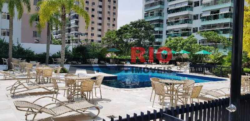 LAZER INCOMPARÁVEL - Apartamento Rio de Janeiro,Barra da Tijuca,RJ À Venda,3 Quartos,88m² - VVAP30114 - 1