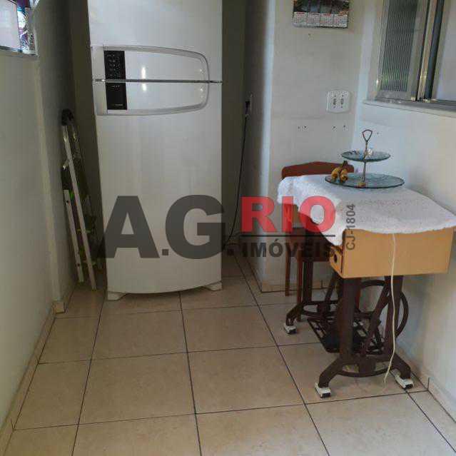 20190404_110718 - Casa de Vila 2 quartos à venda Rio de Janeiro,RJ - R$ 620.000 - TQCV20015 - 9