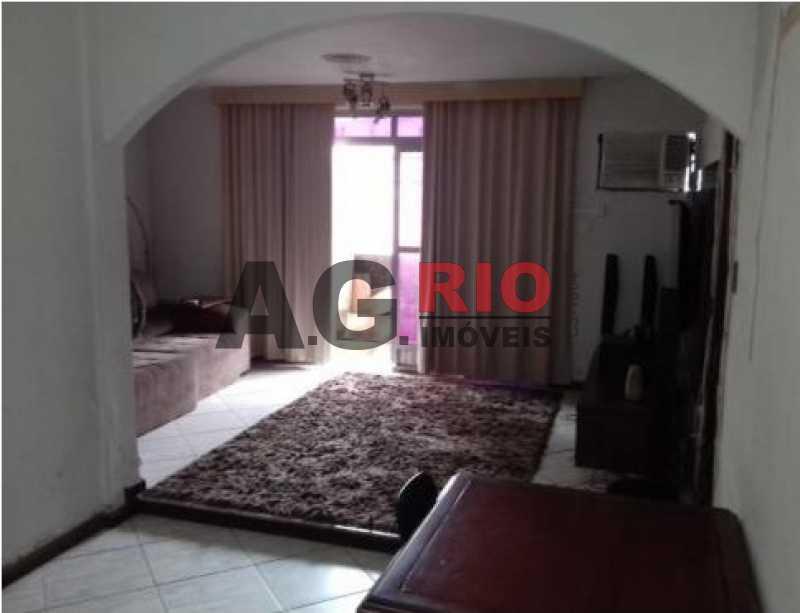 Sala - Cobertura 4 quartos à venda Rio de Janeiro,RJ - R$ 1.280.000 - FRCO40001 - 1