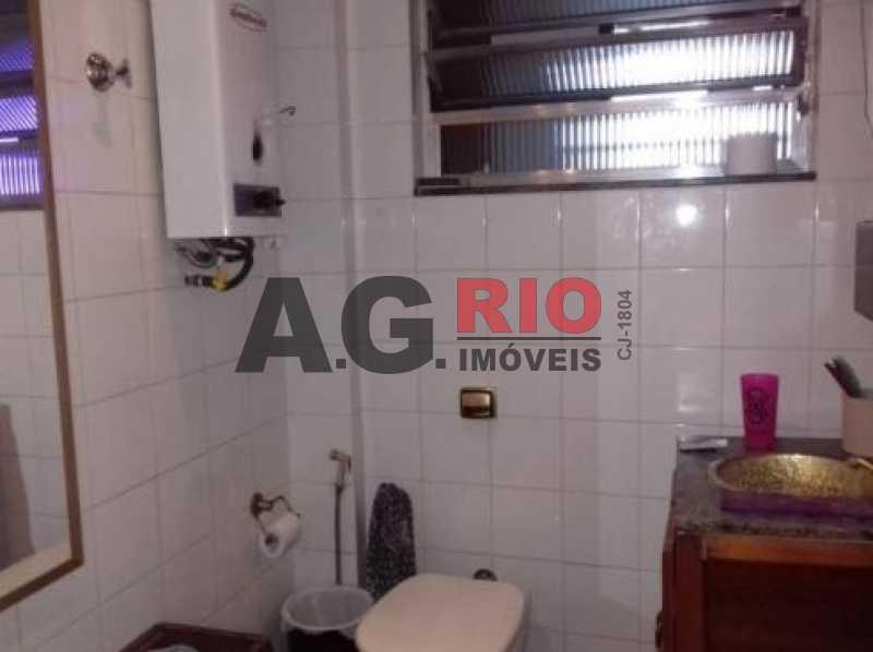Banheiro - Cobertura 4 quartos à venda Rio de Janeiro,RJ - R$ 1.280.000 - FRCO40001 - 16