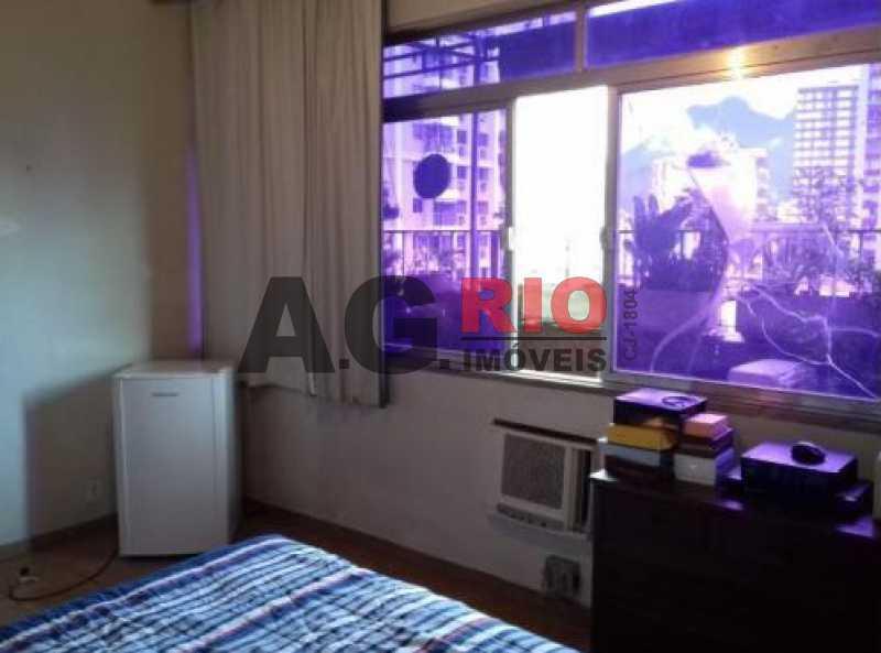 Quarto1 - Cobertura 4 quartos à venda Rio de Janeiro,RJ - R$ 1.280.000 - FRCO40001 - 6