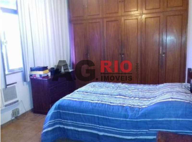 Quarto1 - Cobertura 4 quartos à venda Rio de Janeiro,RJ - R$ 1.280.000 - FRCO40001 - 5