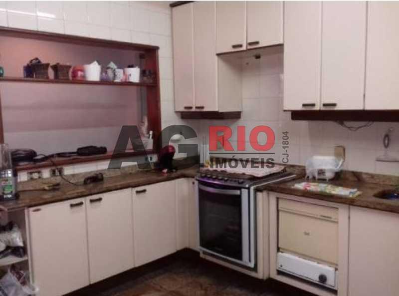 Cozinha - Cobertura 4 quartos à venda Rio de Janeiro,RJ - R$ 1.280.000 - FRCO40001 - 14