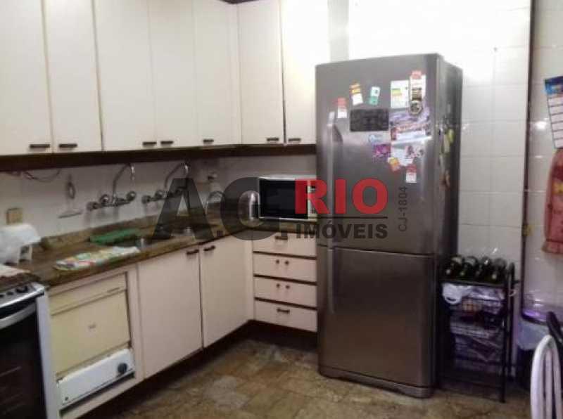 Cozinha - Cobertura 4 quartos à venda Rio de Janeiro,RJ - R$ 1.280.000 - FRCO40001 - 15