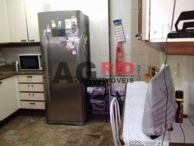 Cozinha - Cobertura 4 quartos à venda Rio de Janeiro,RJ - R$ 1.280.000 - FRCO40001 - 13