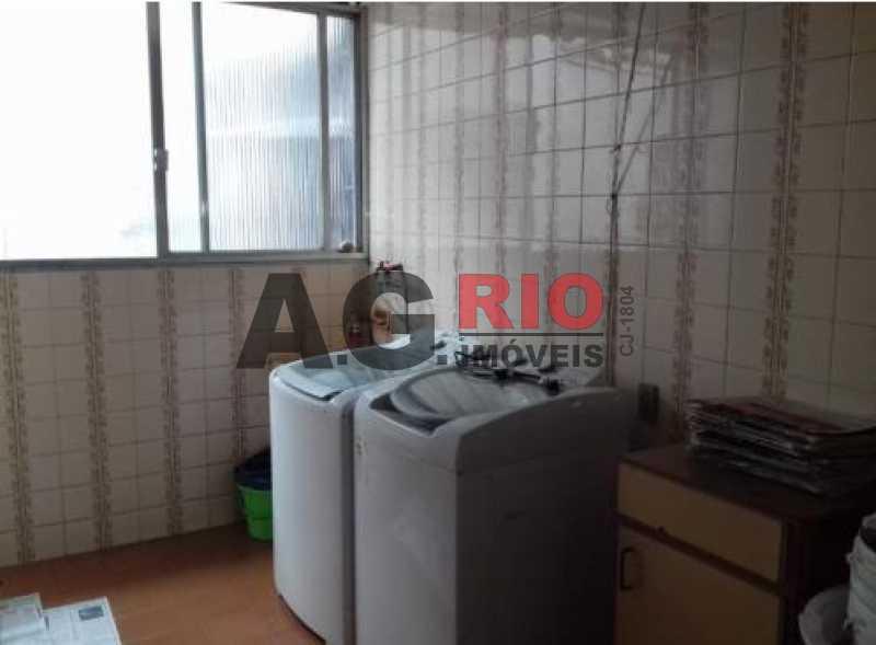 Área - Cobertura 4 quartos à venda Rio de Janeiro,RJ - R$ 1.280.000 - FRCO40001 - 17
