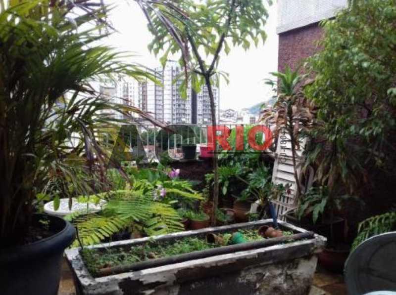 Varanda - Cobertura 4 quartos à venda Rio de Janeiro,RJ - R$ 1.280.000 - FRCO40001 - 19