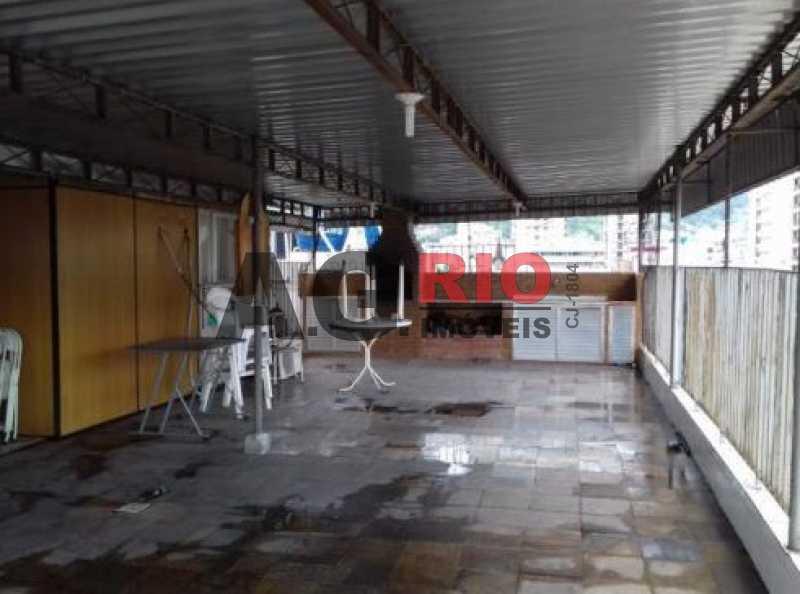 Terraço - Cobertura 4 quartos à venda Rio de Janeiro,RJ - R$ 1.280.000 - FRCO40001 - 21