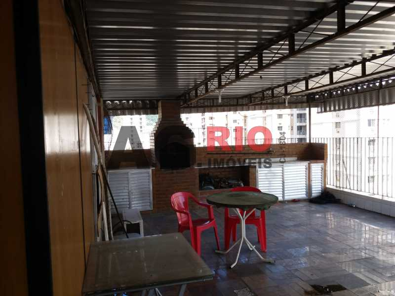 Terraço - Cobertura 4 quartos à venda Rio de Janeiro,RJ - R$ 1.280.000 - FRCO40001 - 22