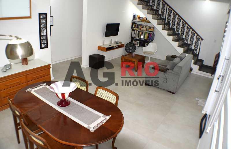 OPORTUNIDADE - Casa de Vila À Venda - Rio de Janeiro - RJ - Pechincha - FRCV30003 - 1