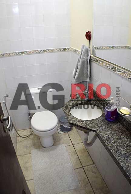 OPORTUNIDADE - Casa de Vila À Venda - Rio de Janeiro - RJ - Pechincha - FRCV30003 - 9