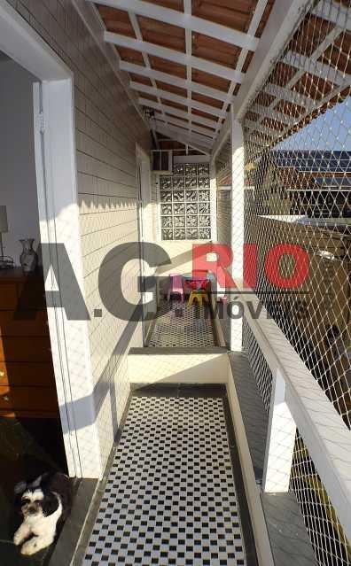 OPORTUNIDADE - Casa de Vila À Venda - Rio de Janeiro - RJ - Pechincha - FRCV30003 - 24