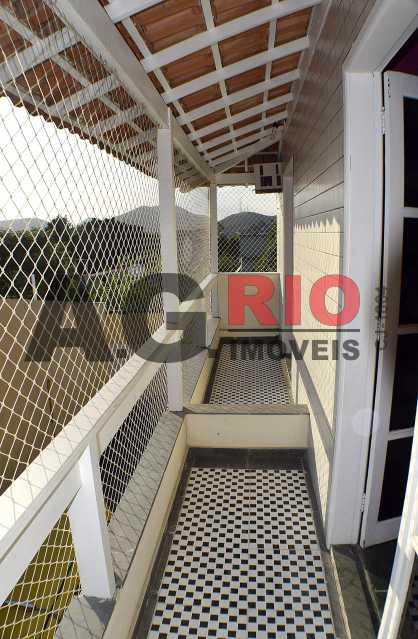OPORTUNIDADE - Casa de Vila À Venda - Rio de Janeiro - RJ - Pechincha - FRCV30003 - 25