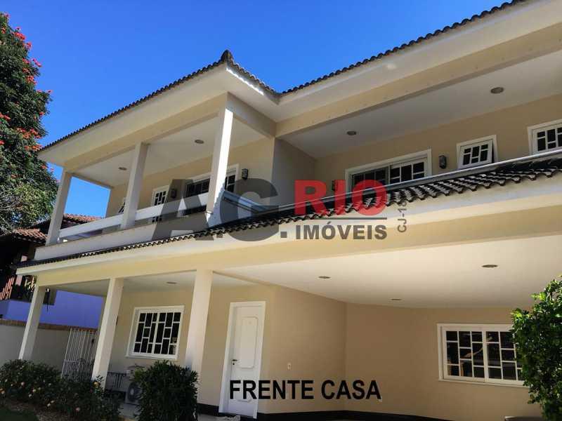 OPORTUNIDADE - Casa À Venda no Condomínio Passaredo - Rio de Janeiro - RJ - Taquara - FRCN60003 - 1