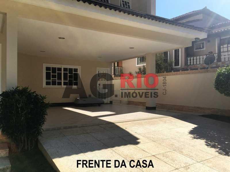 OPORTUNIDADE - Casa À Venda no Condomínio Passaredo - Rio de Janeiro - RJ - Taquara - FRCN60003 - 3