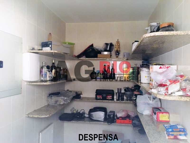 OPORTUNIDADE - Casa À Venda no Condomínio Passaredo - Rio de Janeiro - RJ - Taquara - FRCN60003 - 14