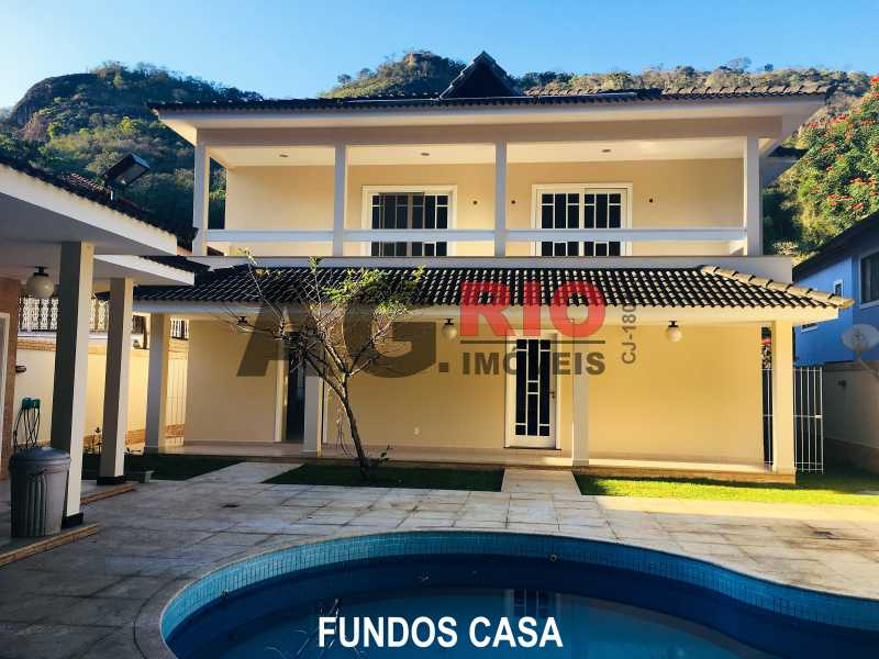 OPORTUNIDADE - Casa À Venda no Condomínio Passaredo - Rio de Janeiro - RJ - Taquara - FRCN60003 - 30