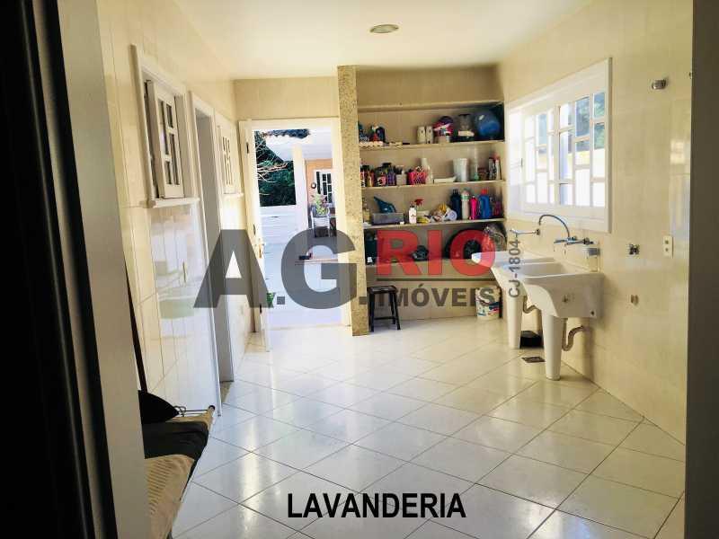 OPORTUNIDADE - Casa À Venda no Condomínio Passaredo - Rio de Janeiro - RJ - Taquara - FRCN60003 - 29