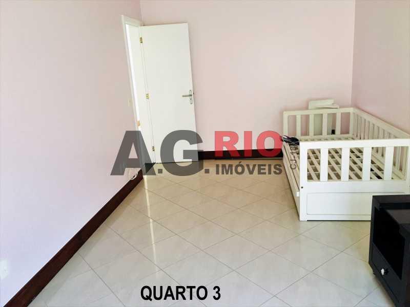 OPORTUNIDADE - Casa À Venda no Condomínio Passaredo - Rio de Janeiro - RJ - Taquara - FRCN60003 - 18