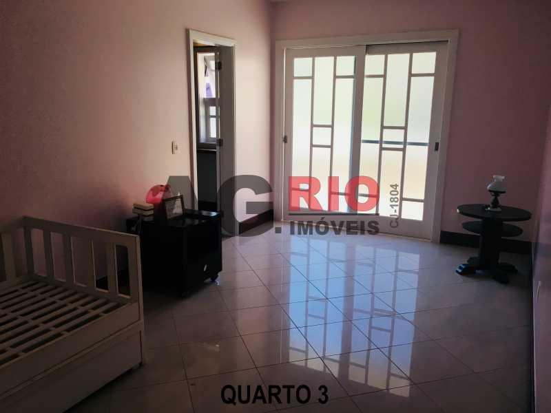 OPORTUNIDADE - Casa À Venda no Condomínio Passaredo - Rio de Janeiro - RJ - Taquara - FRCN60003 - 17