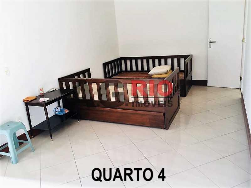 OPORTUNIDADE - Casa À Venda no Condomínio Passaredo - Rio de Janeiro - RJ - Taquara - FRCN60003 - 19