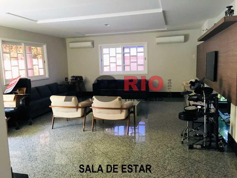 OPORTUNIDADE - Casa À Venda no Condomínio Passaredo - Rio de Janeiro - RJ - Taquara - FRCN60003 - 16
