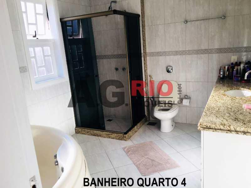 OPORTUNIDADE - Casa À Venda no Condomínio Passaredo - Rio de Janeiro - RJ - Taquara - FRCN60003 - 11