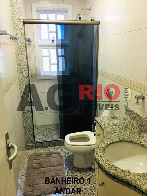 OPORTUNIDADE - Casa À Venda no Condomínio Passaredo - Rio de Janeiro - RJ - Taquara - FRCN60003 - 12