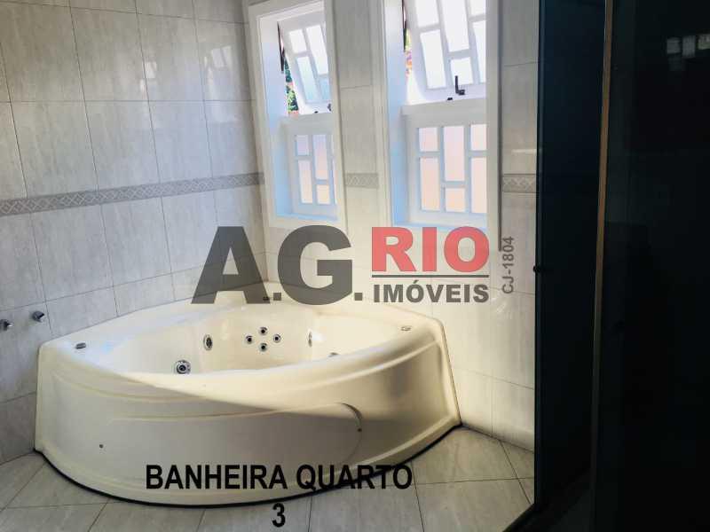 OPORTUNIDADE - Casa À Venda no Condomínio Passaredo - Rio de Janeiro - RJ - Taquara - FRCN60003 - 13