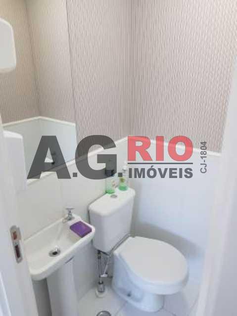 IDEALE OFFICE - Sala Comercial À Venda no Condomínio Ideale Offices - Rio de Janeiro - RJ - Freguesia (Jacarepaguá) - FRSL00012 - 8
