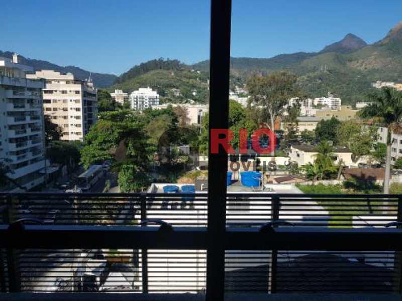 IDEALE OFFICE - Sala Comercial À Venda no Condomínio Ideale Offices - Rio de Janeiro - RJ - Freguesia (Jacarepaguá) - FRSL00012 - 9