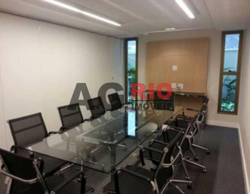 IDEALE OFFICE - Sala Comercial À Venda no Condomínio Ideale Offices - Rio de Janeiro - RJ - Freguesia (Jacarepaguá) - FRSL00012 - 10