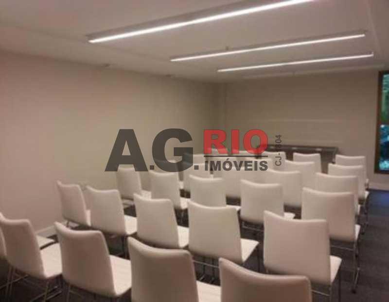 IDEALE OFFICE - Sala Comercial À Venda no Condomínio Ideale Offices - Rio de Janeiro - RJ - Freguesia (Jacarepaguá) - FRSL00012 - 11