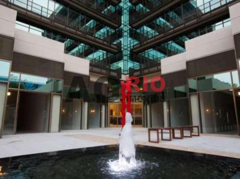 IDEALE OFFICE - Sala Comercial À Venda no Condomínio Ideale Offices - Rio de Janeiro - RJ - Freguesia (Jacarepaguá) - FRSL00012 - 1
