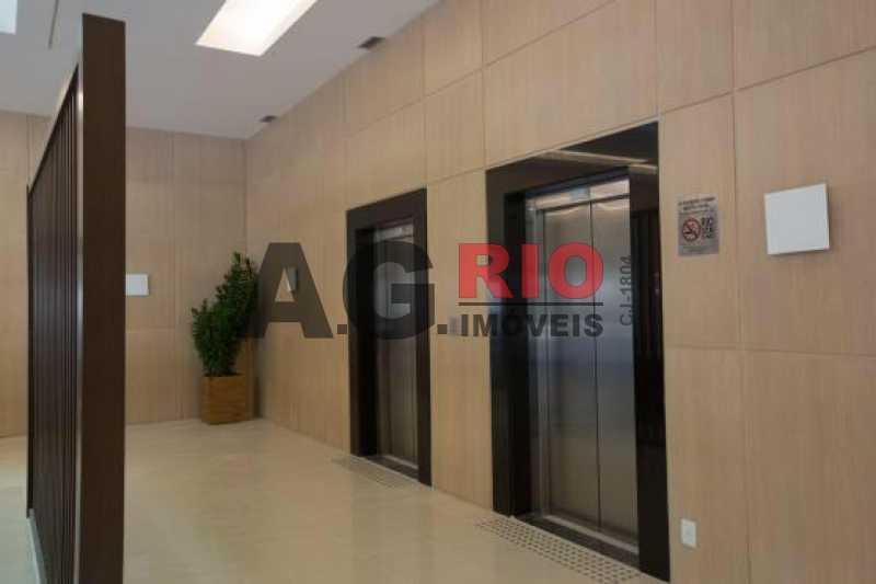 IDEALE OFFICE - Sala Comercial À Venda no Condomínio Ideale Offices - Rio de Janeiro - RJ - Freguesia (Jacarepaguá) - FRSL00012 - 4