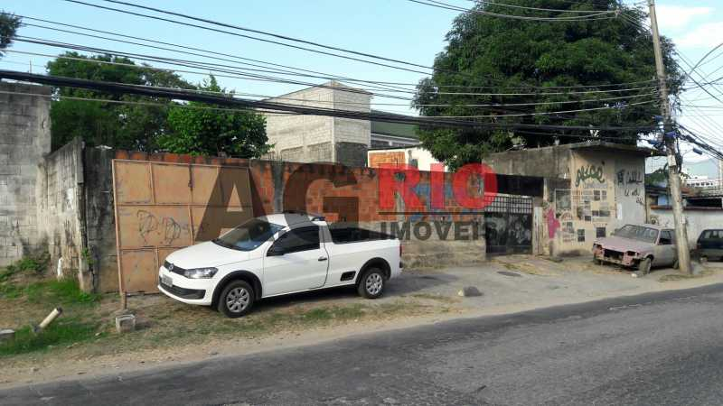 TERRENO PLANO - Terreno 570m² à venda Rio de Janeiro,RJ - R$ 630.000 - FRMF00003 - 6