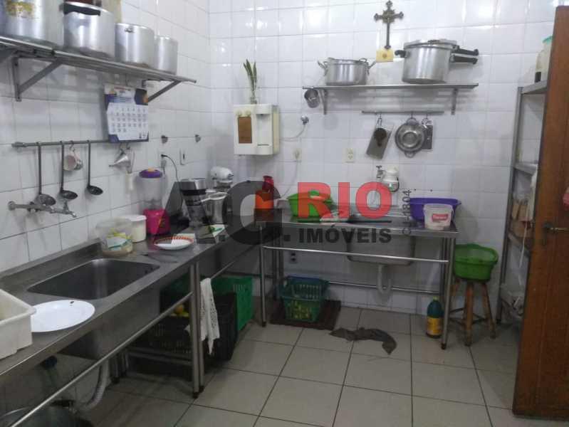 10. - Casa Comercial Rio de Janeiro,Vila Valqueire,RJ Para Alugar,100m² - VVCC00001 - 11