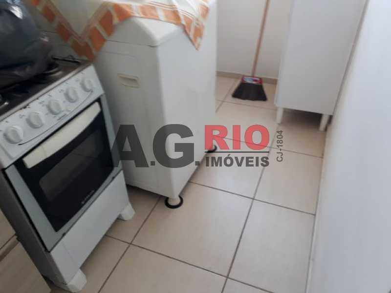 20190622_083536 - Apartamento 2 quartos à venda Rio de Janeiro,RJ - R$ 279.000 - TQAP20348 - 9