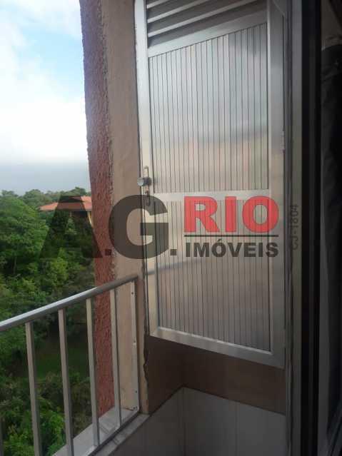 WhatsApp Image 2019-07-04 at 1 - Apartamento Para Alugar no Condomínio Residencial Galeões - Rio de Janeiro - RJ - Pechincha - FRAP20121 - 8