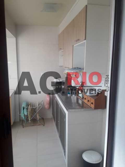 WhatsApp Image 2019-07-04 at 1 - Apartamento Para Alugar no Condomínio Residencial Galeões - Rio de Janeiro - RJ - Pechincha - FRAP20121 - 21