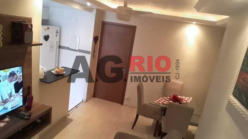 WhatsApp Image 2019-07-10 at 1 - Apartamento 2 quartos à venda Rio de Janeiro,RJ - R$ 192.000 - VVAP20436 - 3