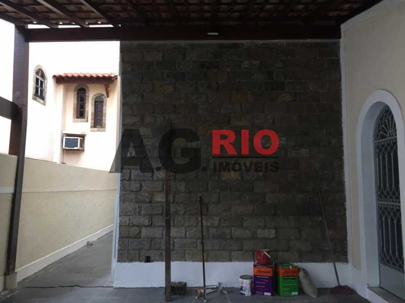 Nova imagem - Casa Para Alugar - Rio de Janeiro - RJ - Taquara - TQCA20022 - 1