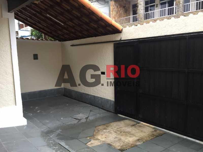1 - Casa Para Alugar - Rio de Janeiro - RJ - Taquara - TQCA20022 - 3