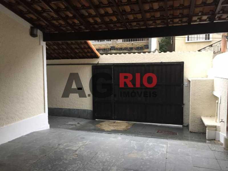 4 - Casa Para Alugar - Rio de Janeiro - RJ - Taquara - TQCA20022 - 6