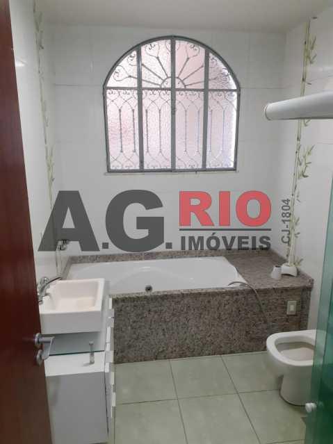 9 - Casa Para Alugar - Rio de Janeiro - RJ - Taquara - TQCA20022 - 11