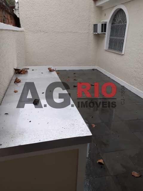 19 - Casa Para Alugar - Rio de Janeiro - RJ - Taquara - TQCA20022 - 21