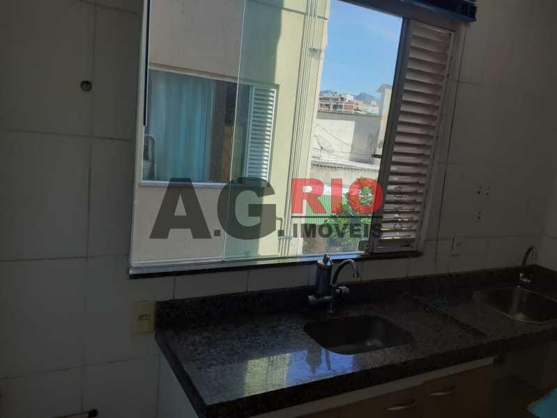 4 - Apartamento 2 quartos para alugar Rio de Janeiro,RJ - R$ 900 - TQAP20371 - 8