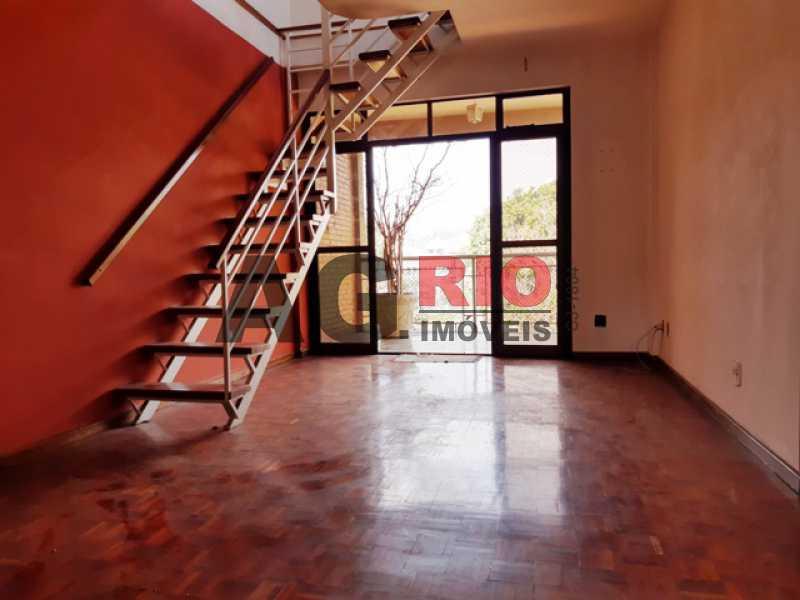 2 Sala - Cobertura 2 quartos à venda Rio de Janeiro,RJ - R$ 550.000 - VVCO20009 - 5