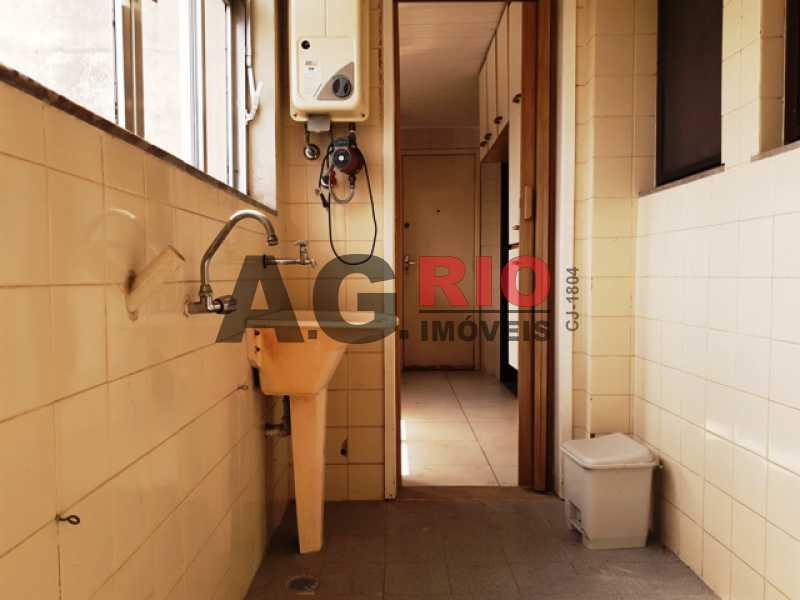 12 Área de serviço - Cobertura 2 quartos à venda Rio de Janeiro,RJ - R$ 550.000 - VVCO20009 - 13